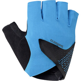 Shimano Evolve Gloves Herr blue